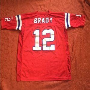 Brady Reebok Jersey large 14-16 (kids)
